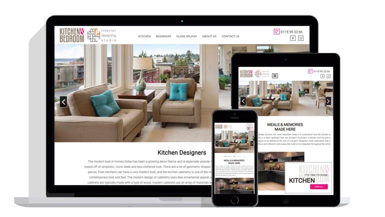 Recent Web Design Work